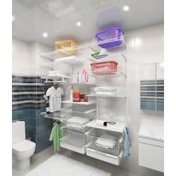 "Системы хранения для ванных комнат ""HOME SPACE"""